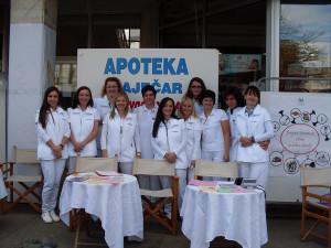 """Akcija """"Pitajte svog farmaceuta"""" – Zaječar, 21.09.2013."""