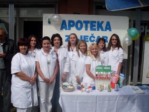 """Akcija """"Pitajte svog farmaceuta"""" – Boljevac, 27.09.2013."""