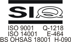 Cert znak SIQ Q-1218+E-464+H-090