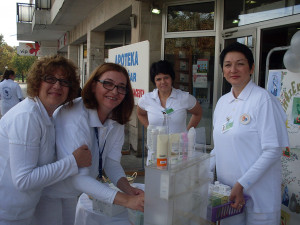 """Akcija """"Pitajte svog farmaceuta"""" – Zaječar, 21.09.2014."""