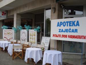 """Akcija """"Pitajte svog farmaceuta"""" – Zaječar, 21.9.2016."""
