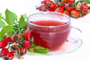 Tee Hagebutte - rose hip tea 03