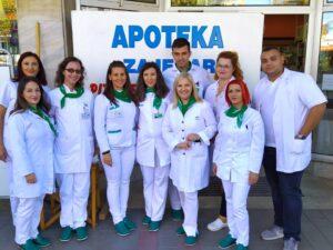 """Akcija """"Pitajte svog farmaceuta"""" – Zaječar, 21.9.2019."""